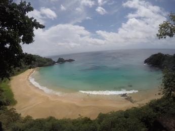 Sancho Beach, Fernando de Noronha
