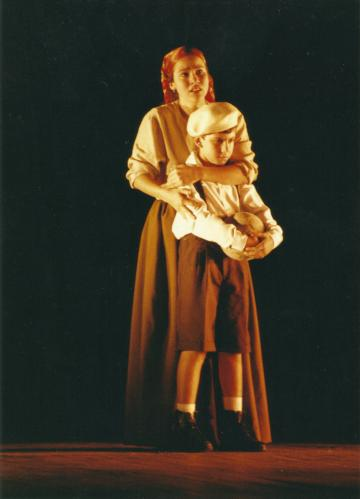 As an Italian woman whose husband went to fight in the WWI, for which I was nominated for a prize in a regional festival